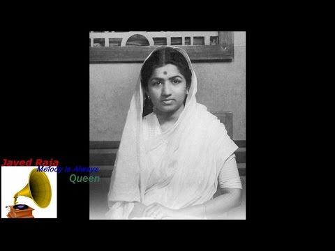 LATA JI~Film~MAANG-~{1950}~Mohabbat Rang De Jati Hai-[ A Rare Melody in Best Audio Q ]