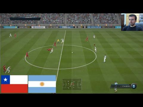 FIFA 15 Chile vs Argentina - ESPECIAL FINAL COPA AMÉRICA 2015 || En Español PC