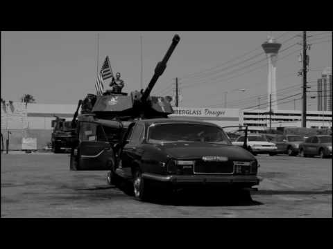 Las Vegas' Most Unique Interactive Attraction - Running Over A Car With A Tank
