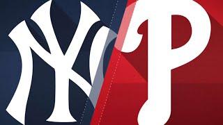 Loaisiga, bullpen stifle Phillies in 4-2 win: 6/25/18