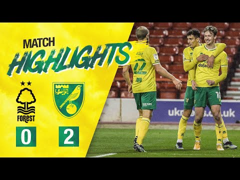 Nottingham Forest Norwich Goals And Highlights