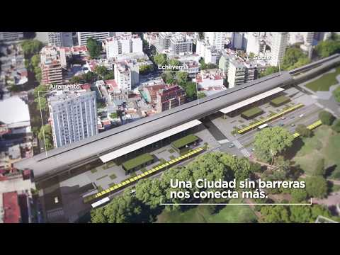 Nuevo Viaducto Mitre Ramal Tigre