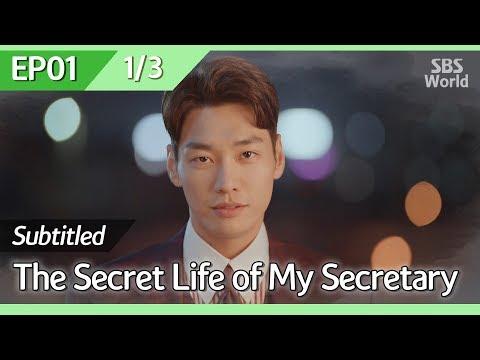 [CC/FULL] The Secret Life Of My Secretary EP01 (1/3)   초면에사랑합니다