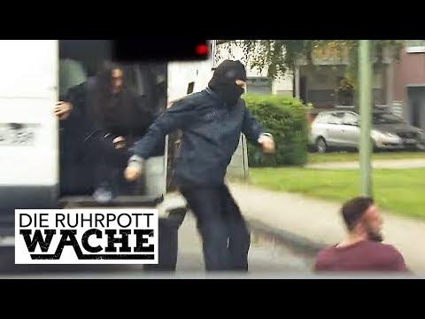Maskierter Stalker in krankem Wahn  Can Yildiz  Die Ruhrpottwache  SAT.1 TV
