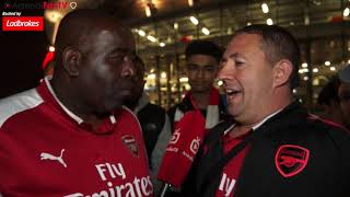 Arsenal 4-3 Leicester City | If It Was A Better Team We'd Be Saying