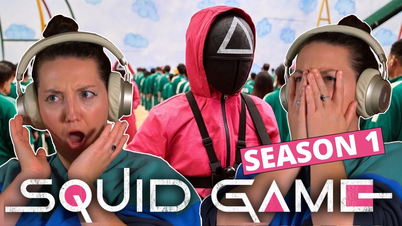 Download WTF is going on in **SQUID GAME** ?!?! Season 1 Reaction (Ep 1 - 4)
