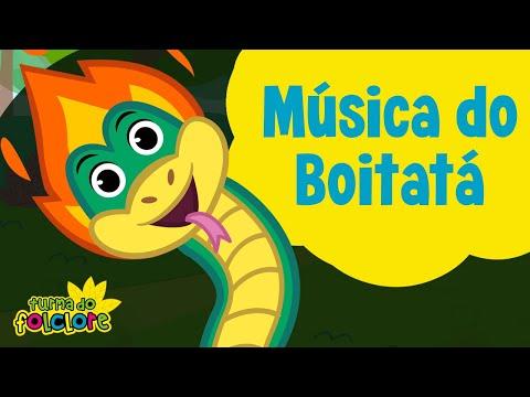 Música do Boitatá: Turma do Folclore