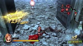 Sengoku BASARA Samurai Heroes - Hit Count Hero