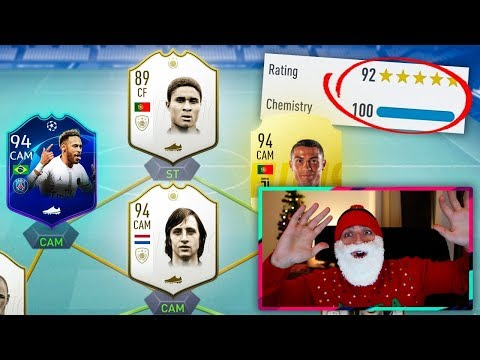 OMG 192 RATED!! BREAKING WORLDS HIGHEST RATED WORLD RECORD! - FIFA 19