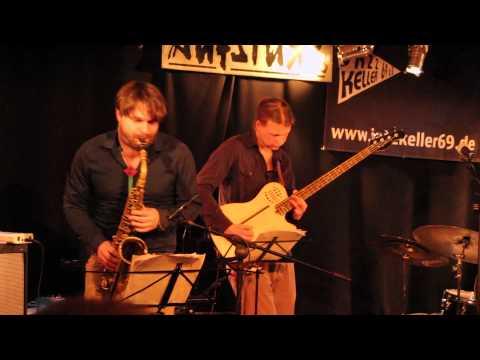 """""""Malea"""" (B. Meyer); BLUME live at Aufsturz (Berlin), 27.03.2015"""