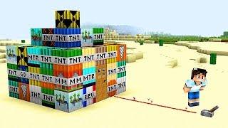 50 Diferentes Explosiones De Casa Tnt  Minecraft Mods  Minecraft Casas