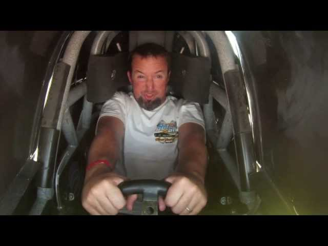 What REALLY Happens In the 300MPH Got Salt Lakester!