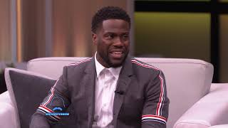 The Hilarious Kevin Hart Is Inspired!