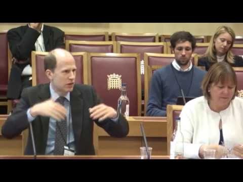 Prof. Nick Bostrom Speaks to the UK Parliament's Artificial Intelligence Committee