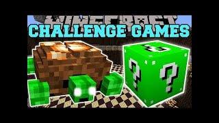 PopularMMOs Pat and Jen Minecraft: TURTLE BOSS CHALLENGE GAMES - Lucky Block Mod