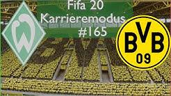 Das Ergebnis zählt, Werder-Dortmund, Fifa 20 Karrieremodus Werder Bremen #165