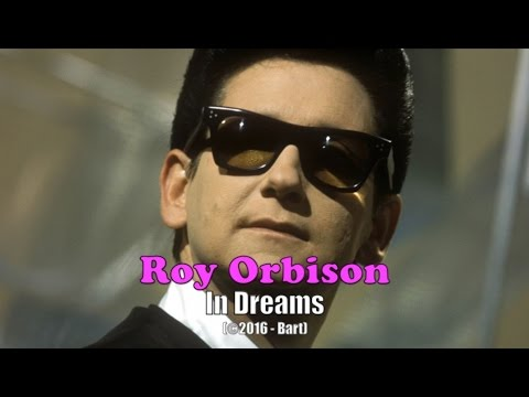 Roy Orbison - In Dreams (Karaoke)