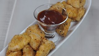 Clean Eats - Baked Chicken Nuggets
