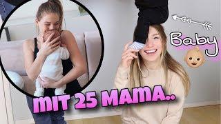Mit 25 Mama - So hat sich mein Leben verändert | Bibi