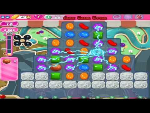 Candy Crush Saga Level 22 Only 3 StarS (Уровень 22)