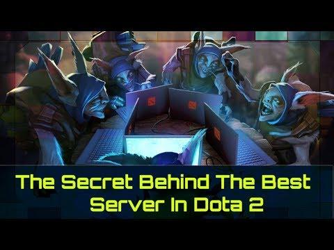 The Secret Behind The Best Dota 2 Server