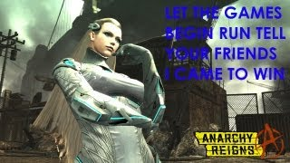 Anarchy Reigns - I Came To Win - OST thumbnail