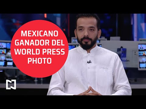 Entrevista a Iván Macías, mexicano ganador del World Press Photo 2021 - Despierta