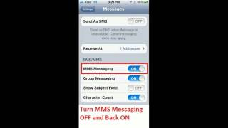 Simple Mobile iPhone 4/4s Internet & MMS Web Fix iOS 6 +