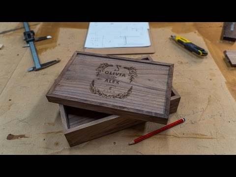 How To Make a Personalised Gift Box