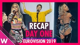 Eurovision 2019: First rehearsals winners & losers Day 1 (Review) | wiwibloggs
