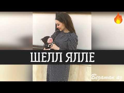 Амина Шелл Ялле Кхетар Ду Цхьана Новая Версия💕😍