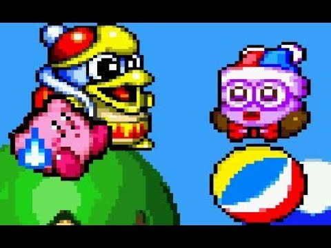 Marxs Crazy Ball Short Kirby Sprite Animation Youtube