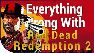 GAME SINS | Everything Wrong With Red Dead Redemption 2