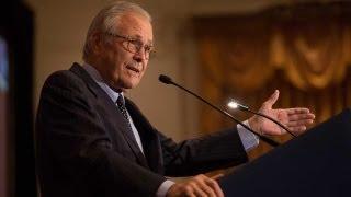 Donald Rumsfeld on