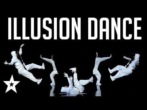 Unique Illusion Dance Gets GOLDEN BUZZER On Spain&39;s Got Talent  Got Talent Global