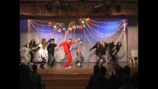Танец Зомби Dance-zomby. Michael Jackson and his zombie. Майкла Джексона