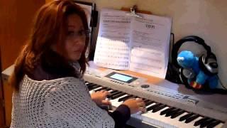 Mad World. Piano Thomann SP5500.