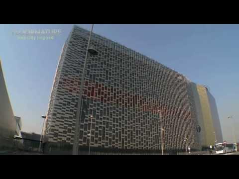 5+1AA New FieraMilano Headquarters