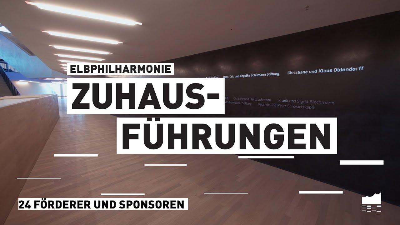 Elbphilharmonie ZuHausführungen | Förderer und Sponsoren