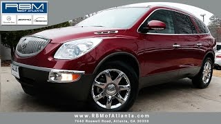 2010 Buick Enclave CXL with 1XL Atlanta GA L5015PA SOLD!