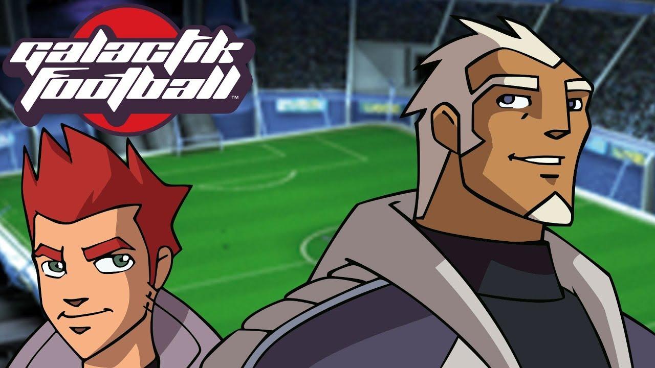 Galactik football en fran ais pisode 1 le retour - Galactik football personnage ...