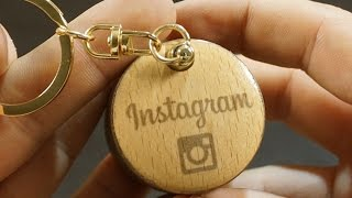 Instagram брелок-фотоальбом