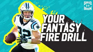 "NFL Week 4 Fantasy Football Advice | ""Your Fantasy Fire Drill"""