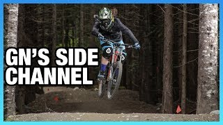 GN Vlog: New Side Channel & Downhill Biking at Bryce