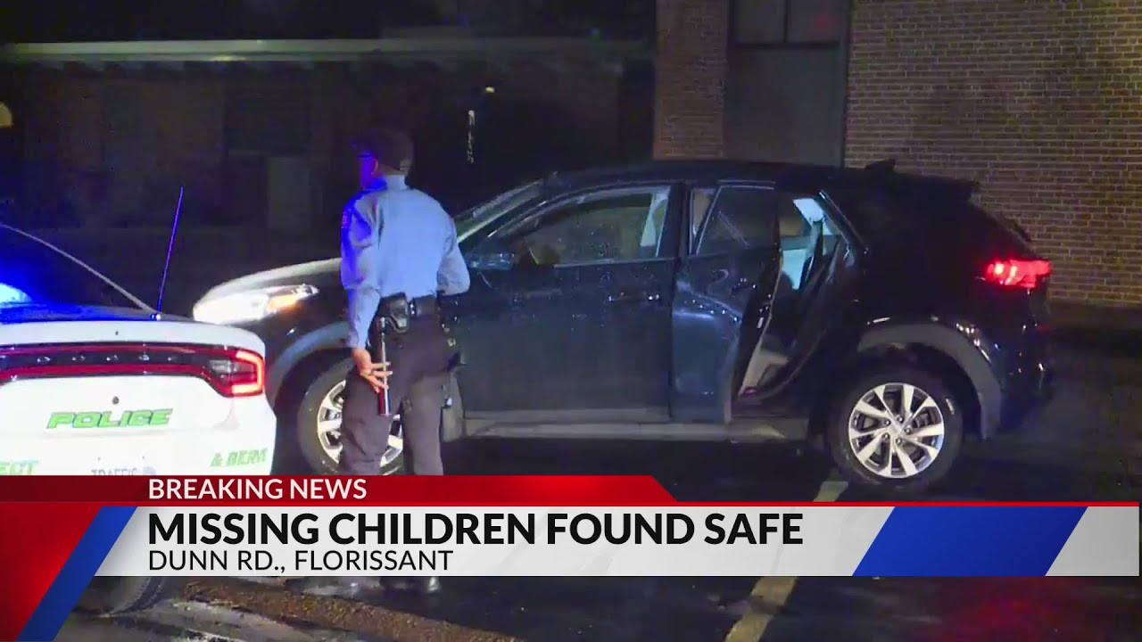 Amber Alert issued after car with 2 children inside stolen while father ...
