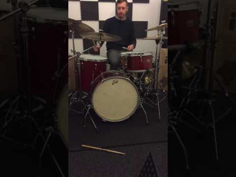 If I Wanted To - The Mastersons - Drum Cover