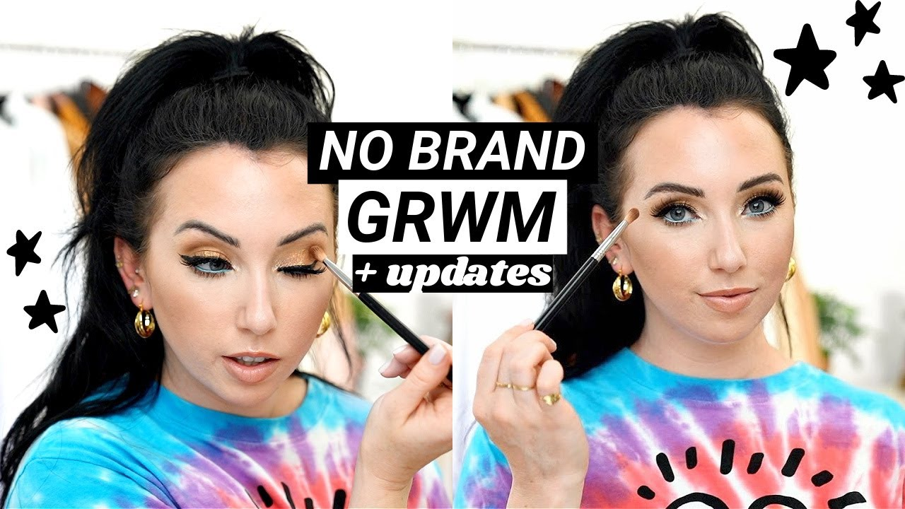 Life Update...Surgery Recovery, Social Media Break, What's Been Going On...NO BRAND GRWM