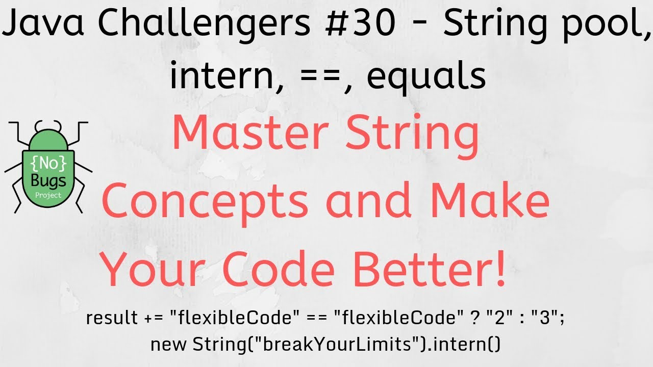 String comparisons in Java | JavaWorld