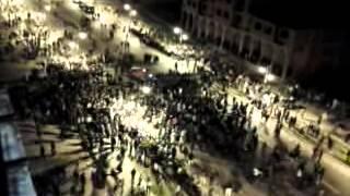 tanger مقتل إفريقي يشعل احتجاجات عارمة بطنجة