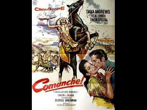 Comanche (1956) Western Film